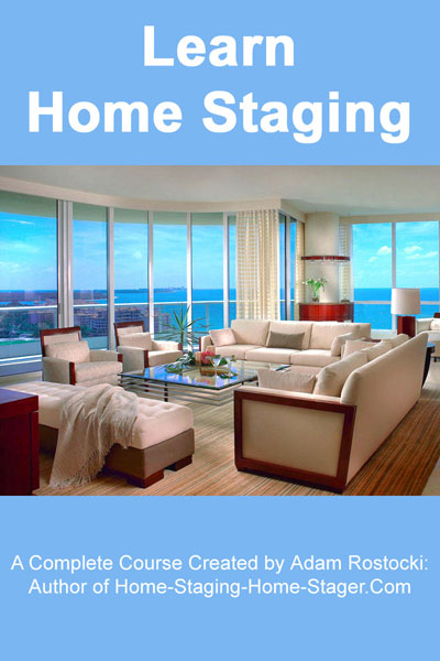 Learn Home Staging Ebook